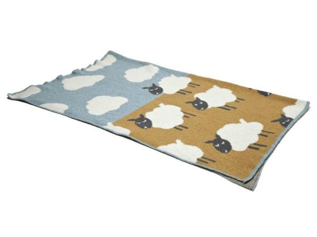 Picture of Eco Baby Sheep Throw by In2Green