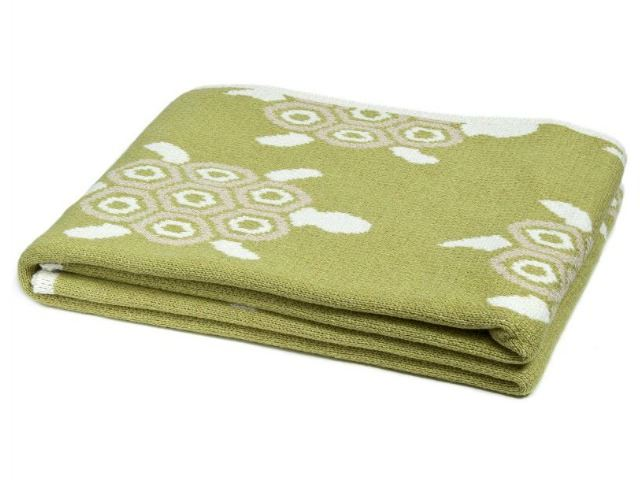 Picture of Eco Turtles Design Throw by In2Green