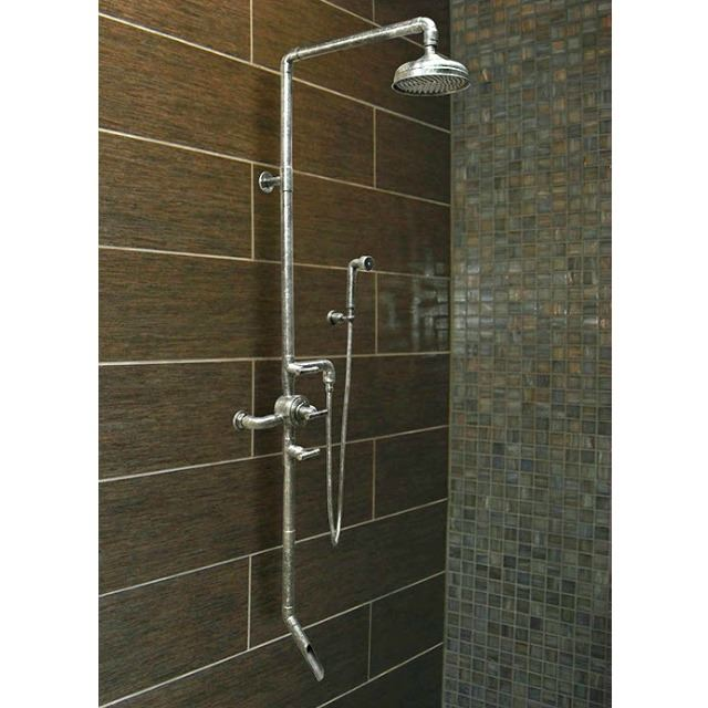 Picture of Sonoma Forge | Thermostatic Shower Systems | Waterbridge 980 with Handshower & Tub Filler