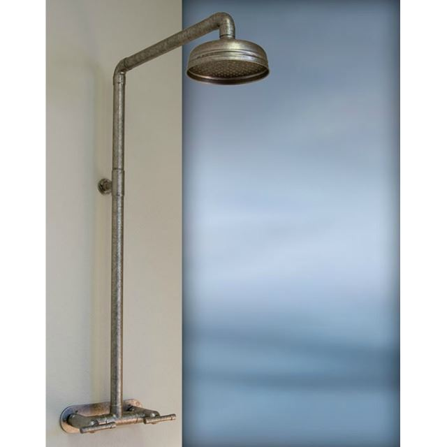 Picture of Sonoma Forge   Outdoor Shower   Waterbridge 840