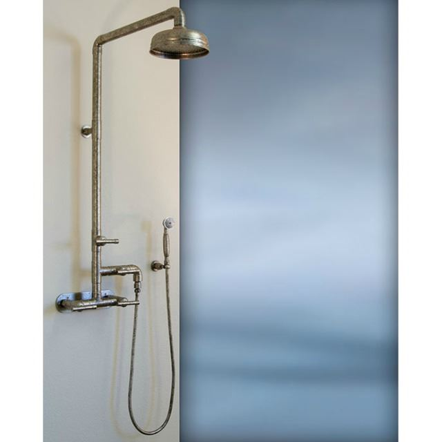 Picture of Sonoma Forge | Outdoor Shower | Waterbridge 850 with Handshower