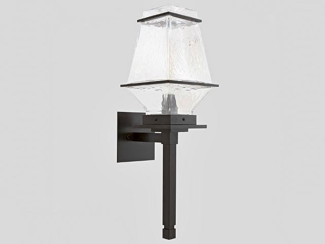 Picture of Outdoor Landmark Torch Sconce