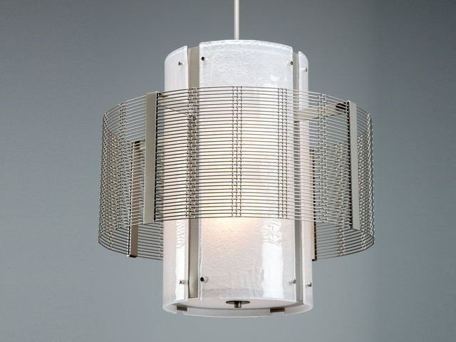 Picture of Drum Chandelier | Downtown Mesh I