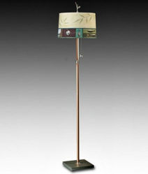 Janna Ugone Floor Lamp | Twin Fish