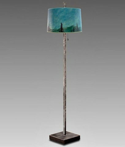 Janna Ugone Floor Lamp | Midnight Sky