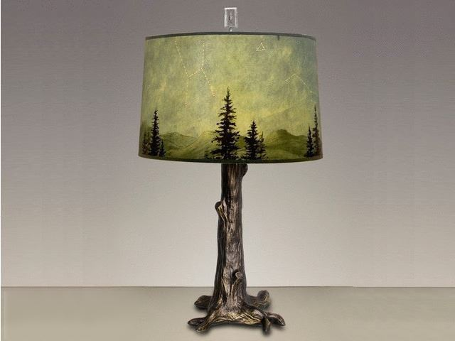 Picture of Janna Ugone Table Lamp | Midnight Sky 2