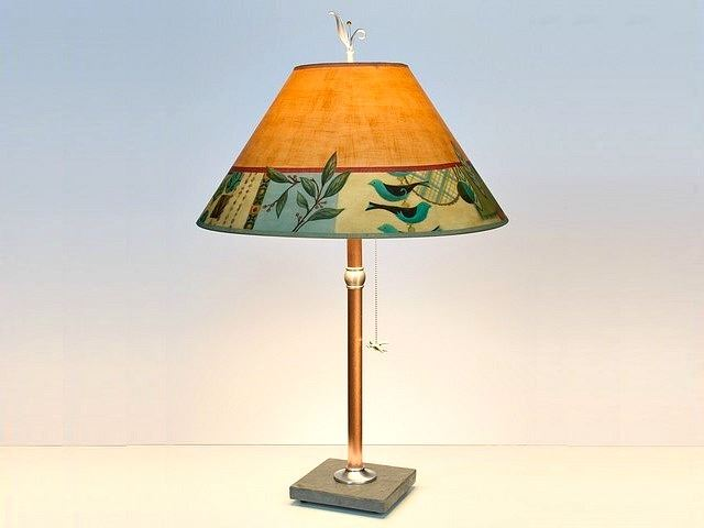 Picture of Janna Ugone Table Lamp | New Capri in Spice