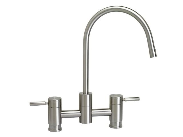 Picture of Waterstone Parche Bridge Kitchen Faucet