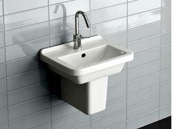 Bissonnet Pro Erika Semi-Pedestal Sink 45/55/60