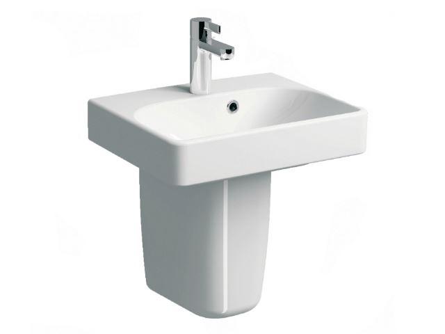 Picture of Bissonnet Smyle Semi-Pedestal Sink 45/60