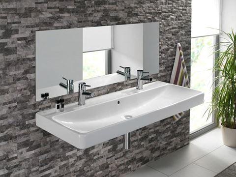 Bissonnet Smyle 120 Ceramic Sink