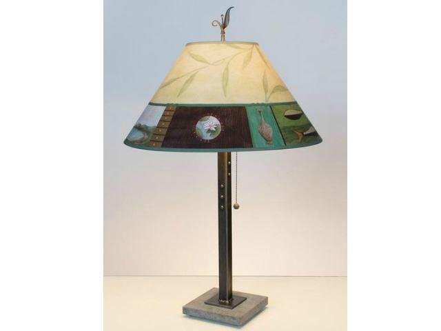 Picture of Janna Ugone Table Lamp | Twin Fish 3