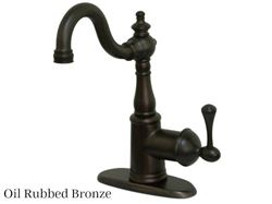 Picture of Kingston Brass English Vintage Single Post Bar Faucet