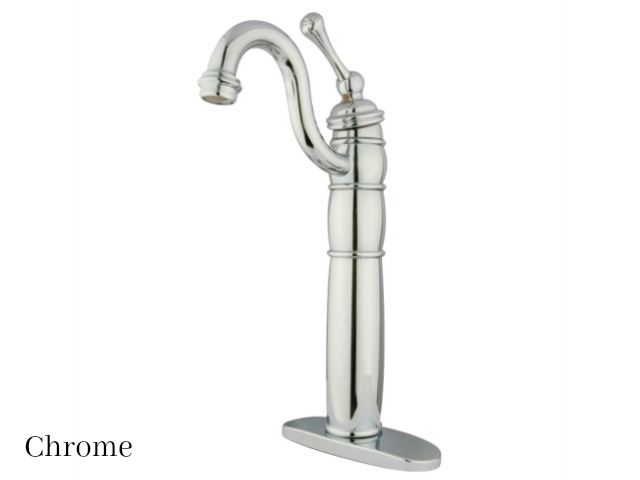 Picture of Kingston Brass Heritage Vessel Bath Faucet