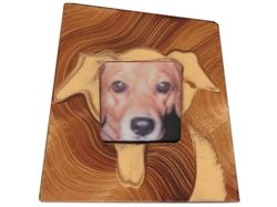 Picture of Grant-Norén Dog Frame #1