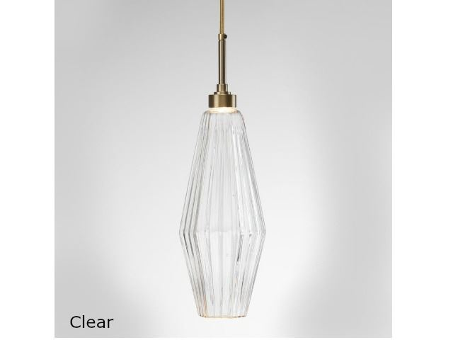 Picture of Blown Glass Pendant Light | Aalto 19