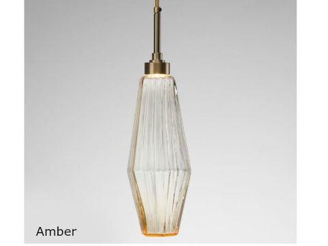 Blown Glass Pendant Light | Aalto 17