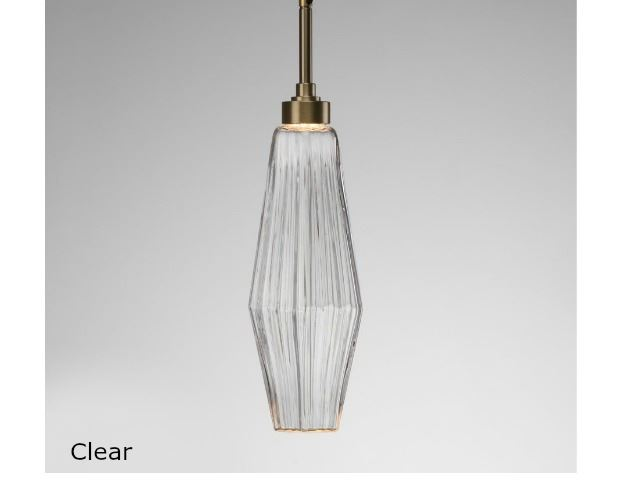 Picture of Blown Glass Pendant Light | Aalto 17