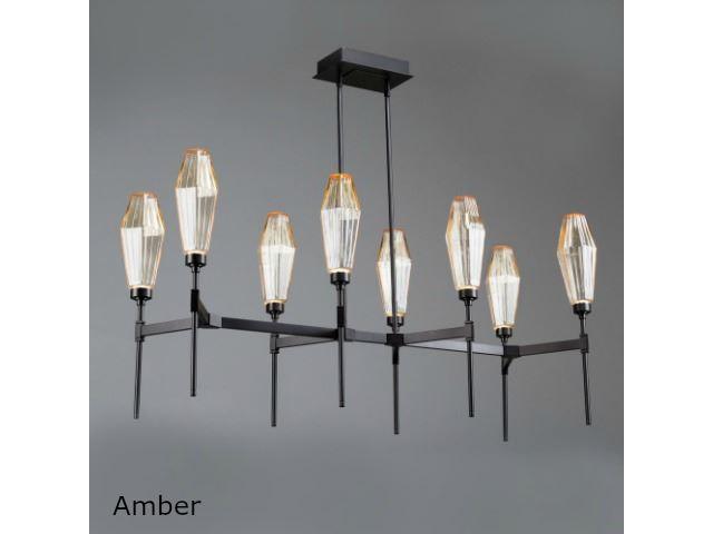 Picture of Linear Chandelier | Aalto 8