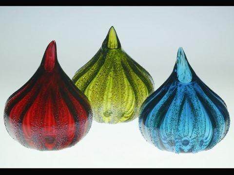 Pods Glass Vase