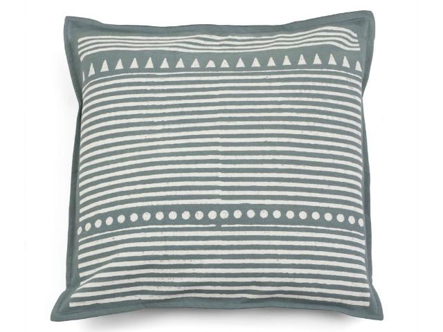 Picture of Kamana Gray Throw Pillow