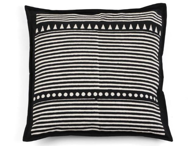 Picture of Kamana Black Throw Pillow