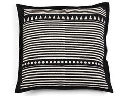 Picture of Kamana Black Throw Pillow