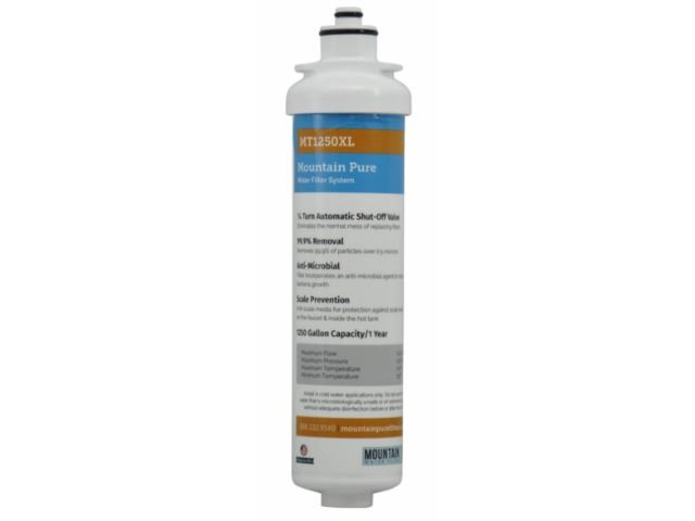 Picture of MountainPure® Plastic Canister Water Filtration Replacement Cartridge