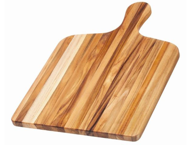 Picture of Edge Grain Marine Rectangular Gourmet Chopping Board by Proteak