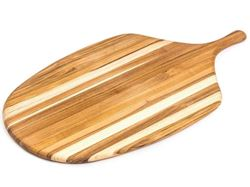 Large Paddle Shaped Serving Board by Proteak