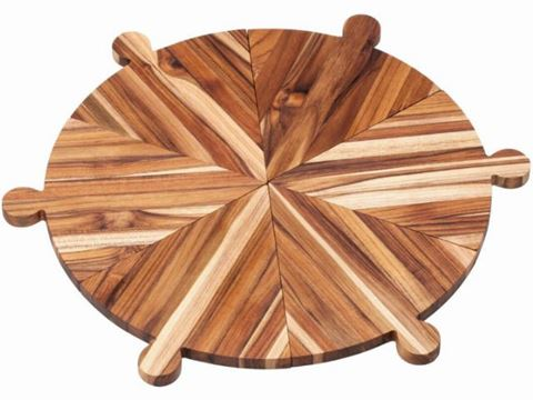Antipasto Serving Board by Proteak
