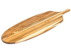 Picture of Long Paddle Shaped Serving Board by Proteak
