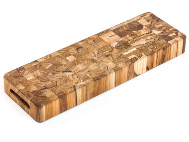 Picture of End Grain Teak Wood Cheese board by Proteak