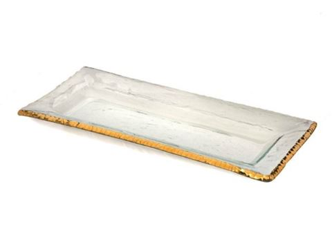 Edgey Rectangular Serving Tray