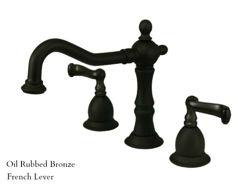 Kingston Brass Faucet | Heritage Widespread
