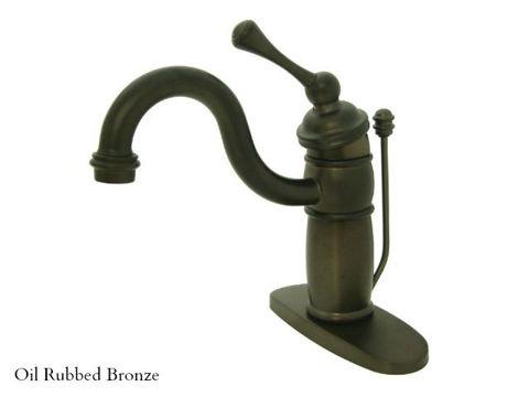 Kingston Brass Faucet | Victorian Monoblock