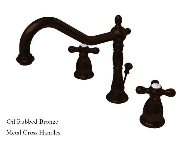 Picture of Kingston Brass Faucet | Heritage Widespread Ex