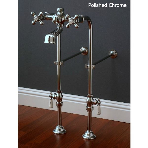 Picture of Tub Filler | British Style Spout