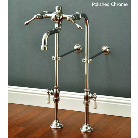 Tub Filler | Traditional Spout