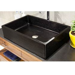 Solli Concepts T6 Washbasin with Charcoal Finish