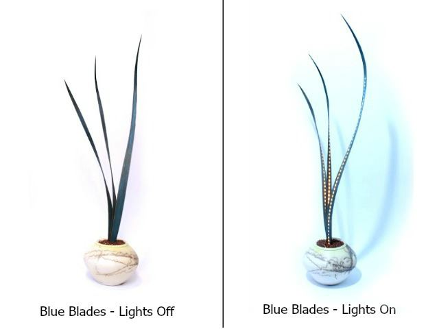 Picture of Unique Lamps | Sea Grass