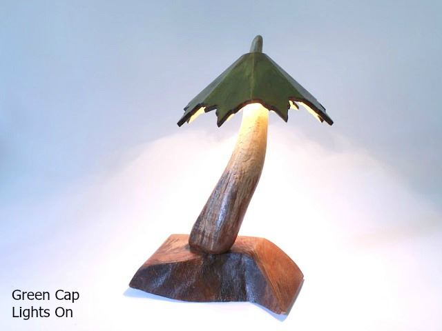 Picture of Unique Lamps | Mushroom