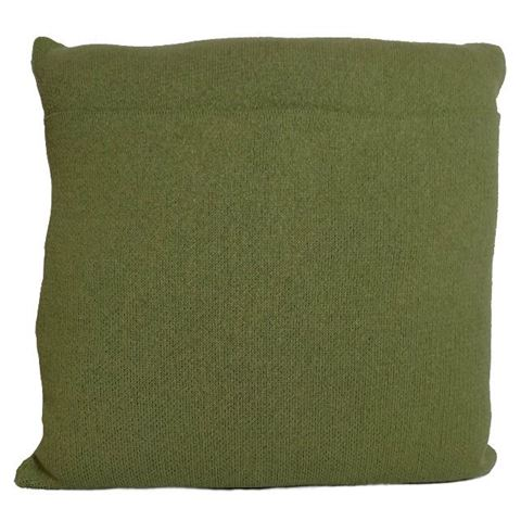 Whidbey Pillow in Green by In2Green
