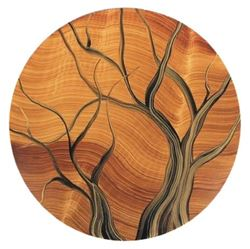 Picture of Grant-Norén Lazy Susan -Trees