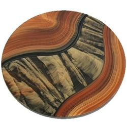 Picture of Grant-Norén Lazy Susan - Walnut River