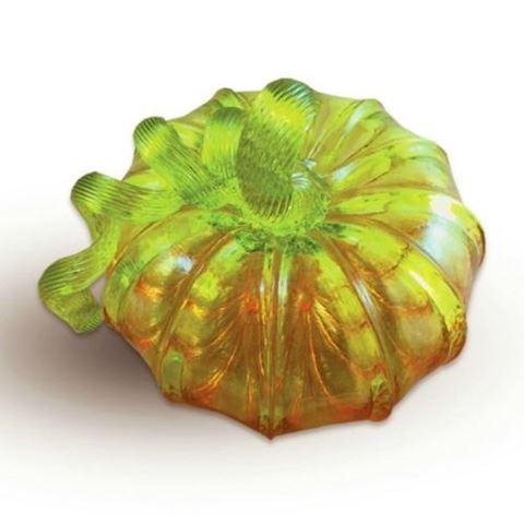 Vine Glass Pumpkin