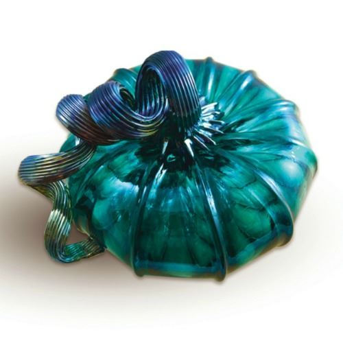 Picture of Lagoon Glass Pumpkin