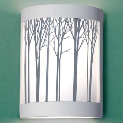 Picture of A19 Ceramic Wall Sconce | Ansel