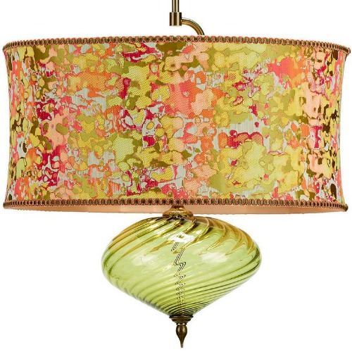 Picture of Kinzig Sonya Drum Pendant Light