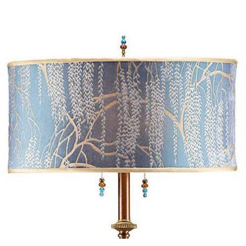 Living Room Floor Lamp Shade | Grayson